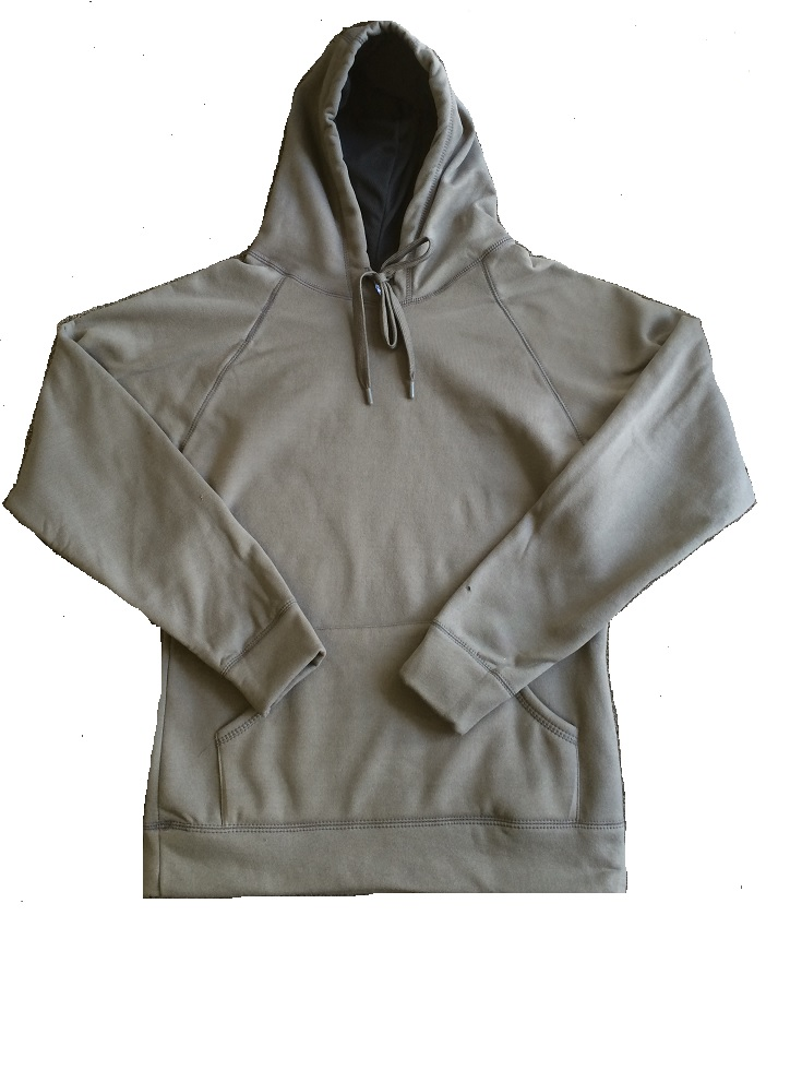Performance Hood - Metallic Grey